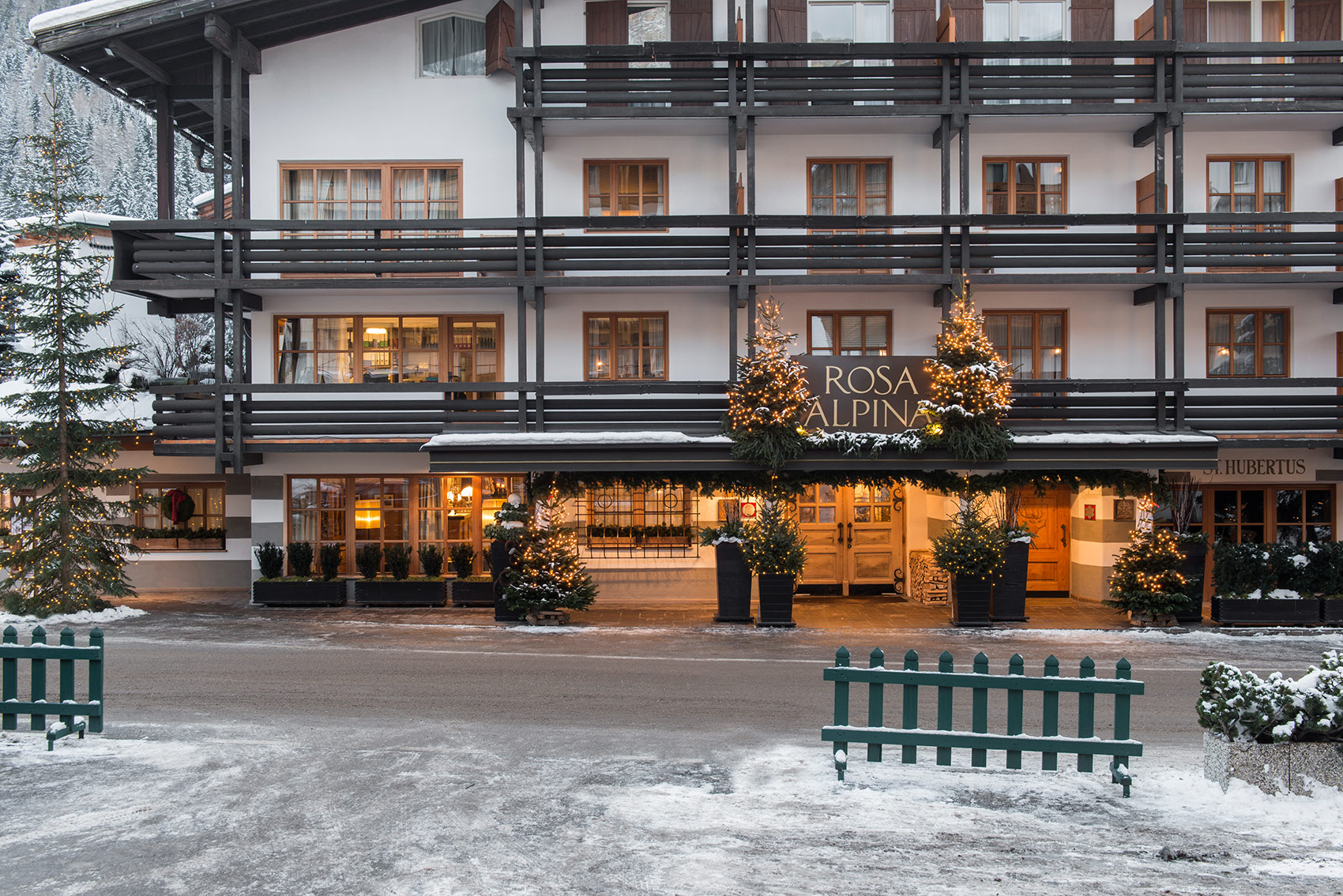 Rosa Alpina Hotel Spa - Hotel and spa rosa alpina